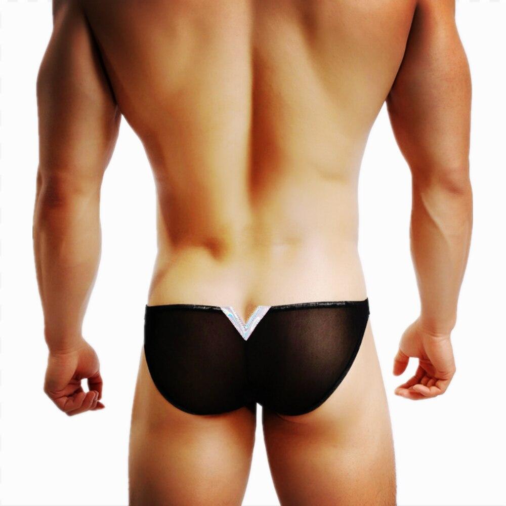 Hb Brand Jockstraps Men Love Andrew Christian Design Mankini Sexy Penis Pants Males Underwear Gay Briefs cool Back V Shape