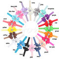 10Pcs/Set Baby Girl Headband Infant Toddler Bow Rhinestone Hair Band Girls Accessories