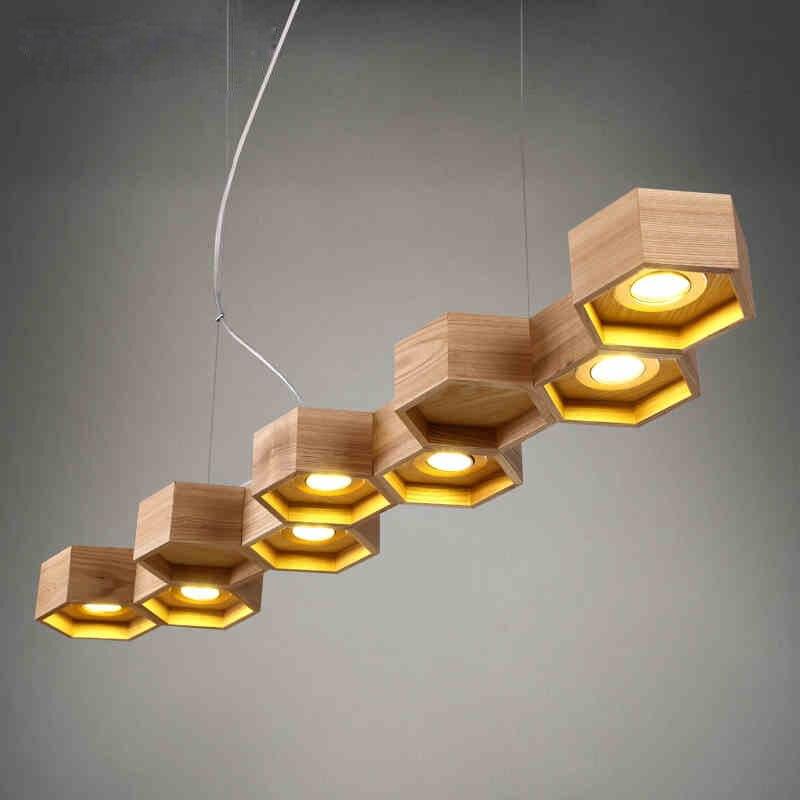 online kaufen großhandel esszimmer lampe holz aus china esszimmer, Esszimmer dekoo