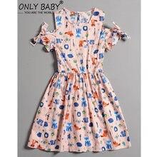 0155607f2e1 Unicorni платье для девочек детское праздничное платье принцессы детская  одежда для девочек Золушка Платья Эльзы для