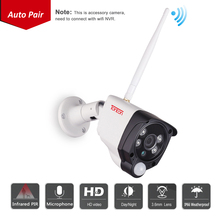 Tonton Wireless Network IP Camera 960P HD Weatherproof Outdoor security 1.3MP Wifi camera with Audio Recording and PIR Sensor