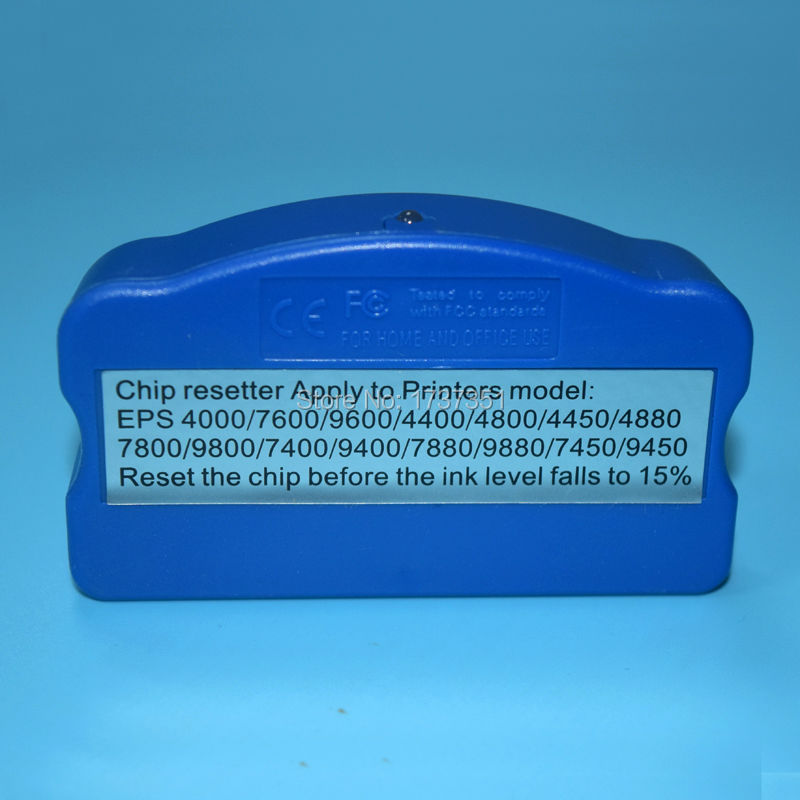 universal Chip Resetter for Epson 4800 cartridge and waste ink collector cs dx18 universal chip resetter for samsung for xerox for sharp toner cartridge chip and drum chip no software limitation