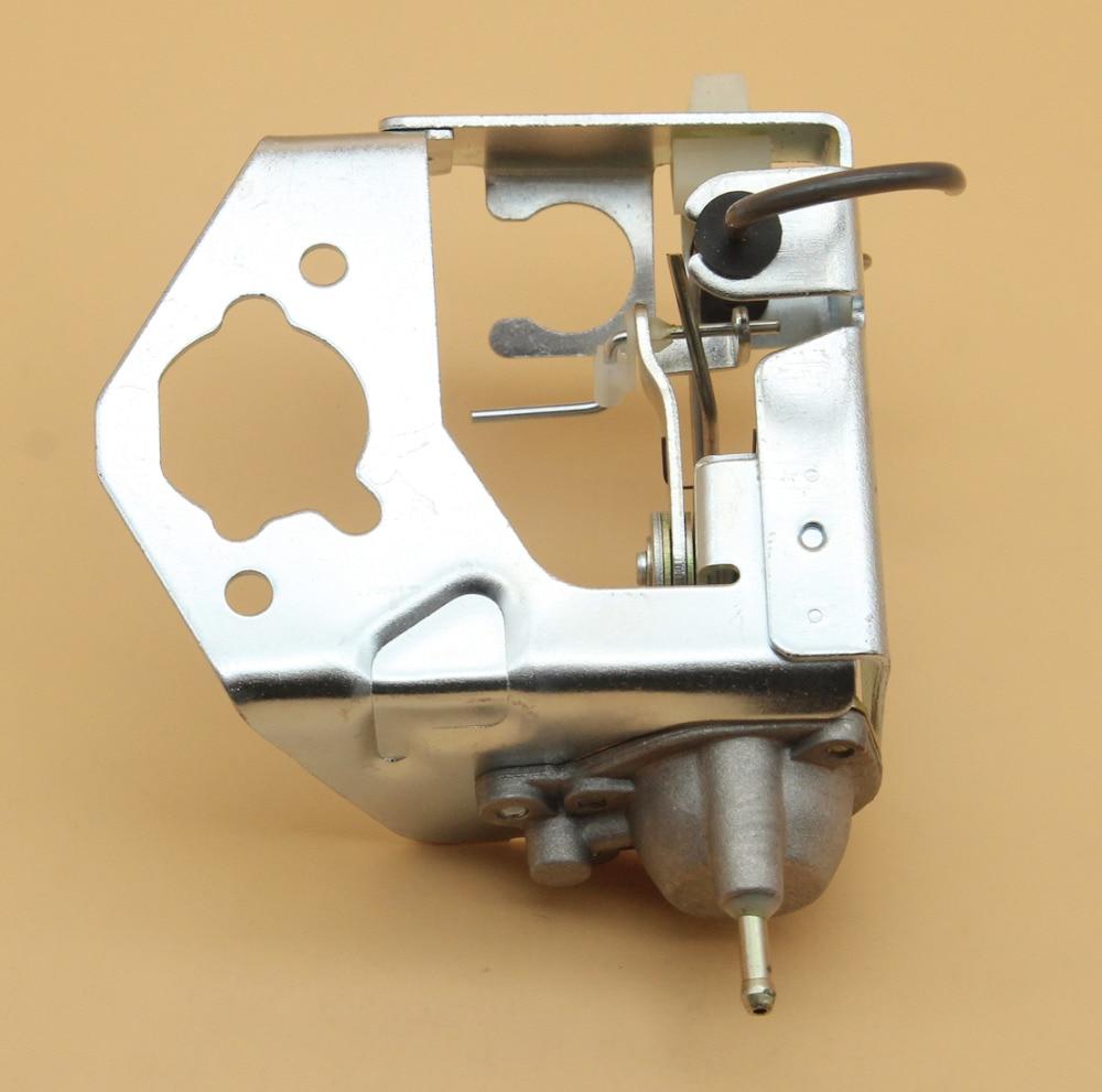 Carburetor Auto Choke Valve Governing Pump Damper Bracket For HONDA GX390 GX420 188F 190F 5KW 6.5KW Engine Gasoline Generator