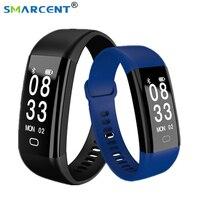 F09 Intelligente Wristband HR Fitness Tracker Bluetooth Smartband Braccialetto di Sport Per Xiaomi IOS Android Smart Fascia PK MI BANDA 3