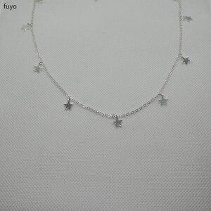 Новинка, женское колье-чокер с золотой цепочкой, ожерелье-чокер Collana Kolye Bijoux Collares Mujer gargantilha Collier Femme, подарок