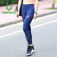 Women Sport Leggings Yoga Pants Women Legging Fitness Skinny Pants Ropa Deportiva Mujer Gym Sexy Mesh