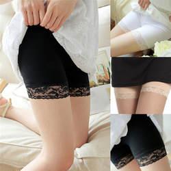 Для женщин безопасности Короткие интимных брюки Мягкие Бесшовные дышащие штаны шорты женские боксеры трусы