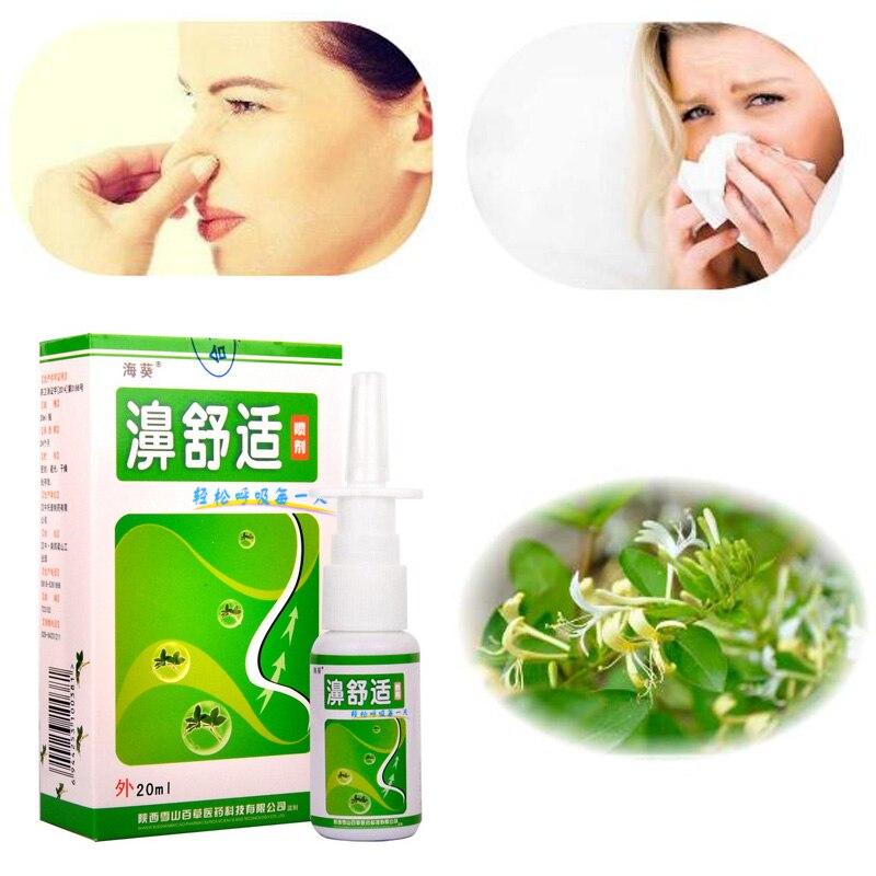 Gesundheitsversorgung Chinesische Medizin Chinesische Kräuter Medizinische Spray Nasen Heilung Rhinitis Sinusitis Nase Spray Schnarchen Nase Spray Machen Ihre Nase Mehr Komfortabel.