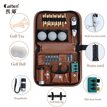 Golf multifunction bag Golf Accessories Tool bag Outdoor Golfer's Gift Set free shipping