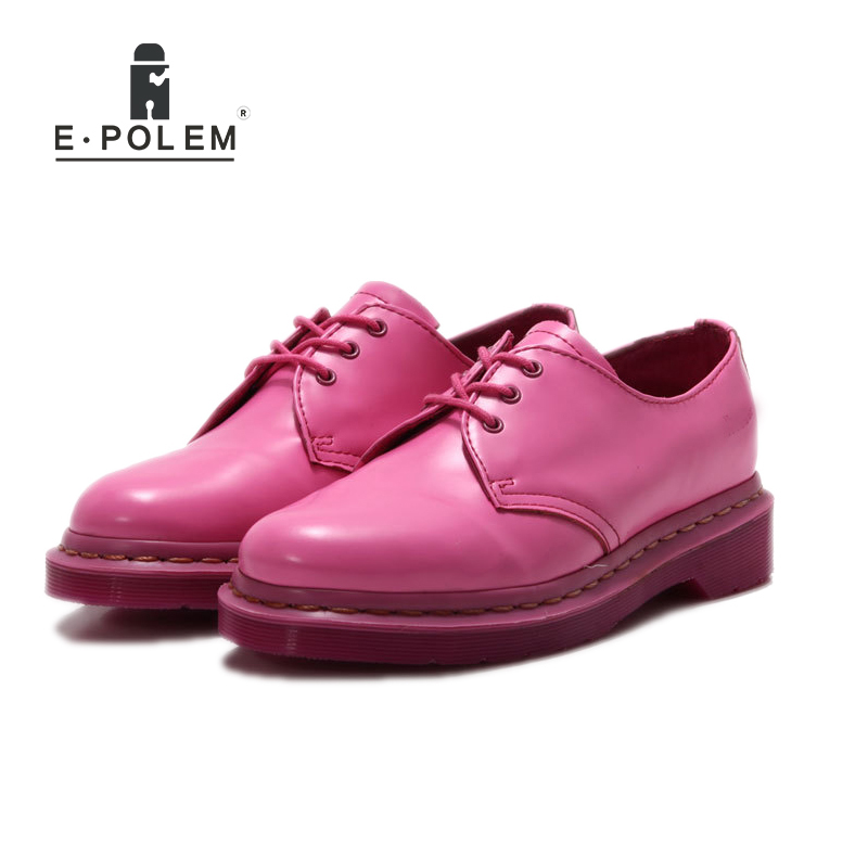 Genuine Leather Oxford Shoes for Women Rose Red Womens Flat Shoes Moccasins Suede Ladies Casual Dress Driving Shoe 2017 e lov women casual walking shoes graffiti aries horoscope canvas shoe low top flat oxford shoes for couples lovers