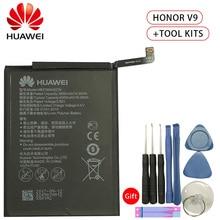 HB376994ECW Hua Wei Original Replacement Phone Battery for Huawei Honor V9 8 pro DUK-AL20 DUK-TL30 Li-ion battery 4000mAh