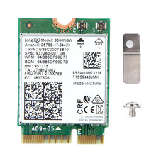 Hot sale Intel 9560 9560NGW Wireless-AC Dual Band NGFF 867Mbps Wifi Network Card BT 4.2 Computer