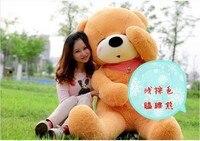 180CM/1.8M huge giant stuffed teddy bear animals kids baby plush toys dolls life size teddy bear girls gifts 2018 New arrival