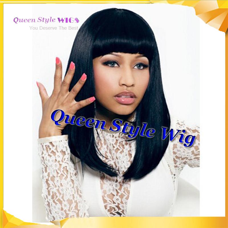 Awesome Compare Prices On Nicki Minaj Bob Hairstyle Online Shopping Buy Short Hairstyles Gunalazisus