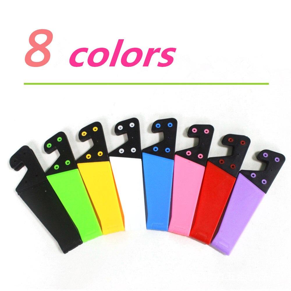 V-образная универсальная Складная подставка для мобильного телефона, держатель для смартфона и планшета, регулируемая поддержка, держатель для телефона, высокое качество