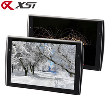 XST 2PCS 11.6 polegada Ultra fina Tela de Encosto de Cabeça Do Carro Monitor de HD 1080P Vídeo LCD MP5 Player Com USB/SD/HDMI/FM/Speaker