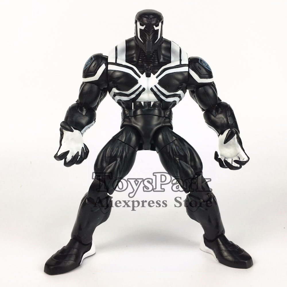 Marvel Legends Series BAF Complete Space Venom Action Figure Bulid A Figure 2017 Spider Man BAF