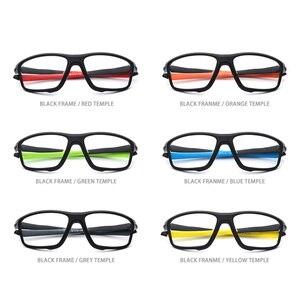 Image 5 - TR90 спортивные оптические очки, оправа для мужчин, баскетбольные очки оверсайз, полноразмерные очки, очки для близорукости, уличные очки по рецепту, 2019
