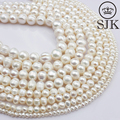 SJK Natural Freshwater pearl Beads Random Mixed rice-shaped Loose Beads For Jewelry Making DIY Semi-finished Necklace #ZZ007