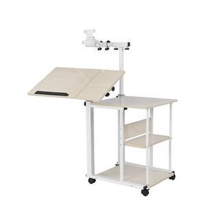 Image 2 - Mesa de cabeceira portátil mesa de escritório mesa de escritório mesa de jantar mesa de jantar mesa de jantar