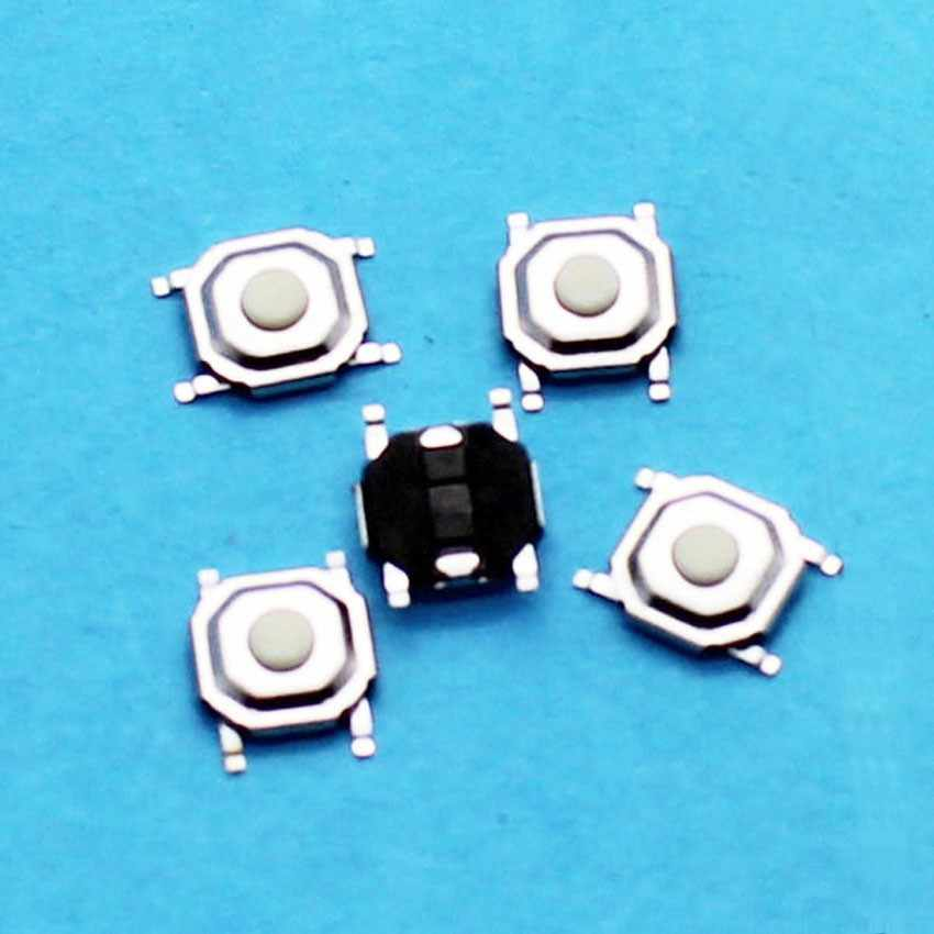 4x4x1.5mm Waterpfoof Perabaan Switch Push Button Switch Kebijaksanaan SMD 4*4*1.5mm