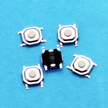 4x4x1.5 mm Waterpfoof Tactile Switches Push Button SMD Tact Switch 4*4*1.5 mm image