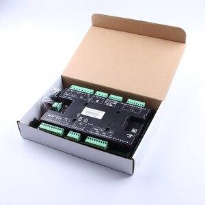 Image 5 - Generatore di controller led 7320 parti genset alternatore scheda di controllo del display lcd del pannello di avvio automatico regolatore elettronico a distanza
