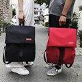 2019 Oxford Rucksäcke Damen String Schule Tasche Für Teenager Laptop rucksack Frauen College Studenten Große Kapazität Reisetaschen-in Rucksäcke aus Gepäck & Taschen bei