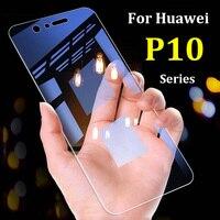 Protector de cristal templado para pantalla de móvil, película de vidrio templado para huawei p10 lite, p 10 plus, p10lite, p10plus, 10 p, huawei