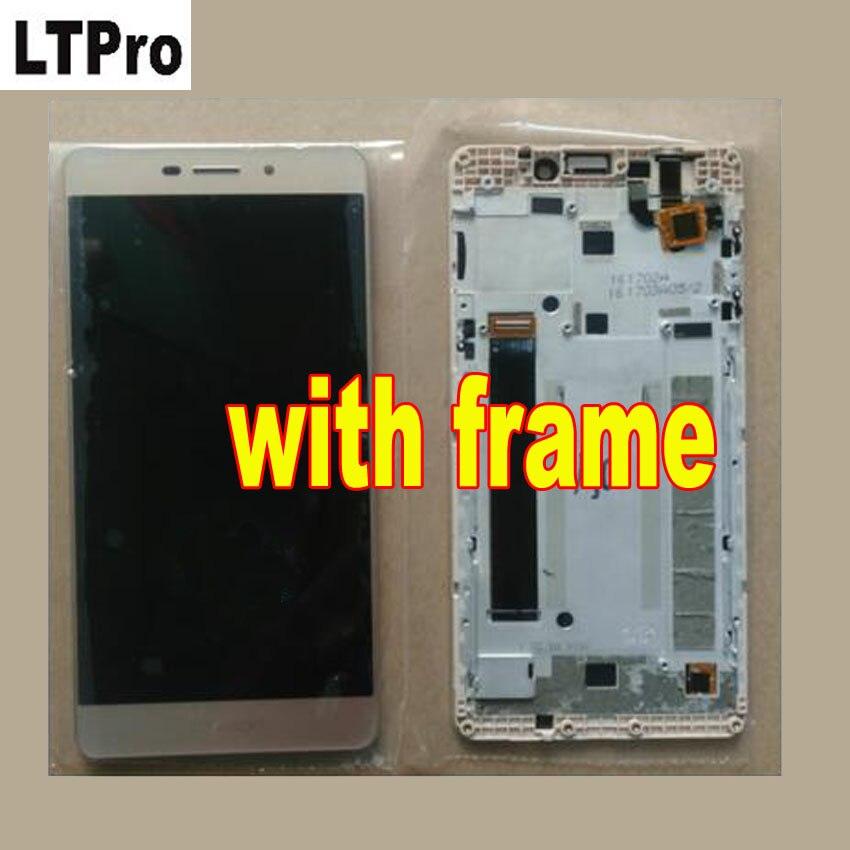 LTPro 5.5 Haute Qualité LCD Écran Tactile Digitizer Assemblée avec cadre Pour Coolpad Modène 2 E502 Téléphone Panneau D'affichage pièces