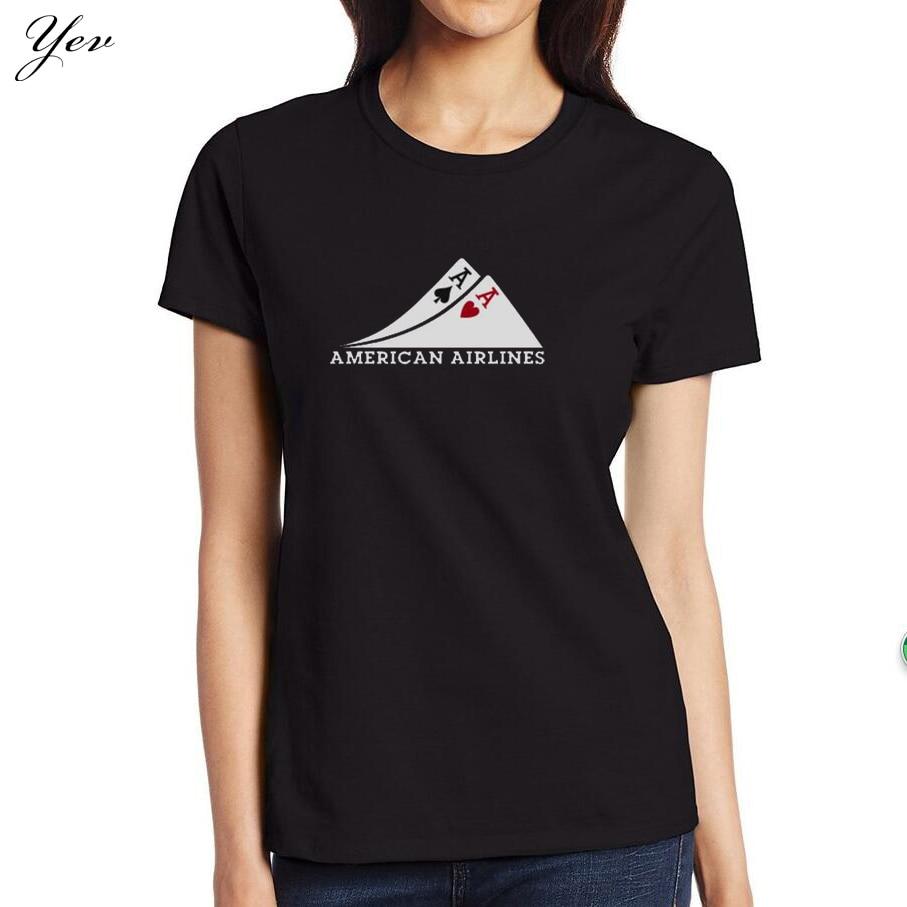 Shirt design games - 2017 Cool Design Clothing Summer Women T Shirt Short Sleeve O Neck Casual Cotton Poker Game 2a Tops Tees Female Ladies T Shirt