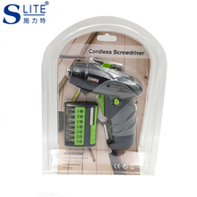 Slite Electric Drilling Dry Battery Screwdriver Rotary Tool  Power Tools Powder Box