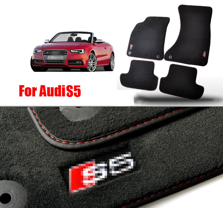 5pcs Brand New Auto Carpet Mats Carpet Perfect Fitted For