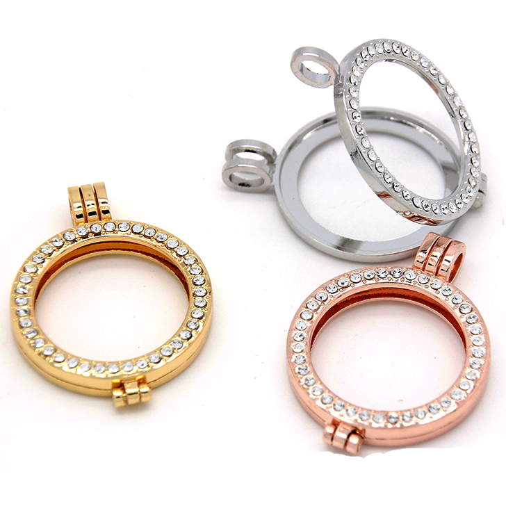 Gold color coin bezel fit 33mm coin charms alloy frame pendant for gold color coin bezel fit 33mm coin charms alloy frame pendant for my coin holder pendant necklace in pendants from jewelry accessories on aliexpress aloadofball Gallery