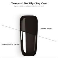 Роскошный палец 1000 мл закаленный без вытирания верхнее покрытие лак удаляющийся замачиванием не очищающий гель лак эмаль для ногтей прозра