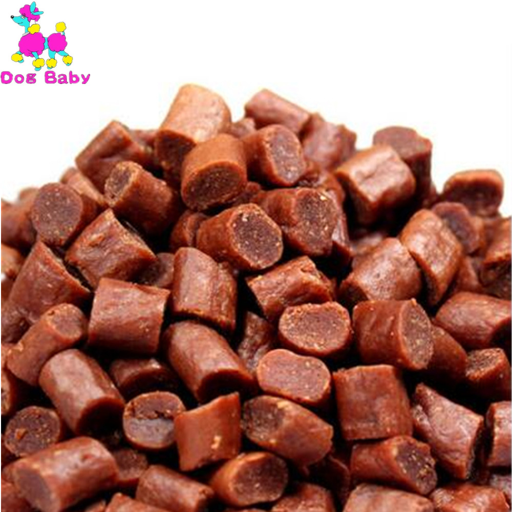 Dogbaby Chew Dog Food Feeders Fresh Beef Material Dogs Snacks Health Foods For Small Large Dogs Dlicious Beef Snack 200g Feeder #4