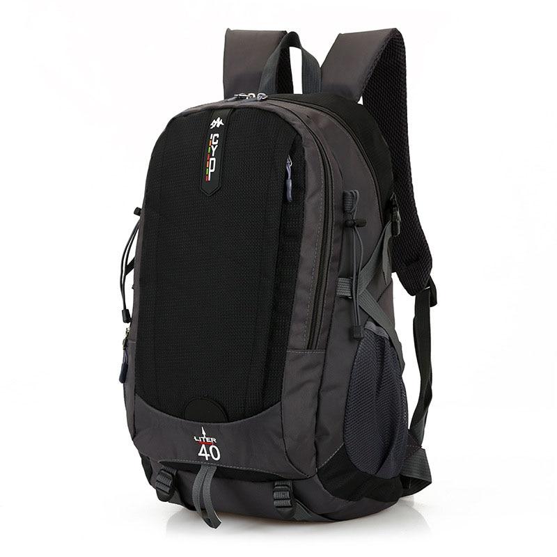 Fashion Backpack Men Backpack Men's Laptop Backpacks For Teenager School Bag Canvas Large Capacity Designer Brand Male Backpacks
