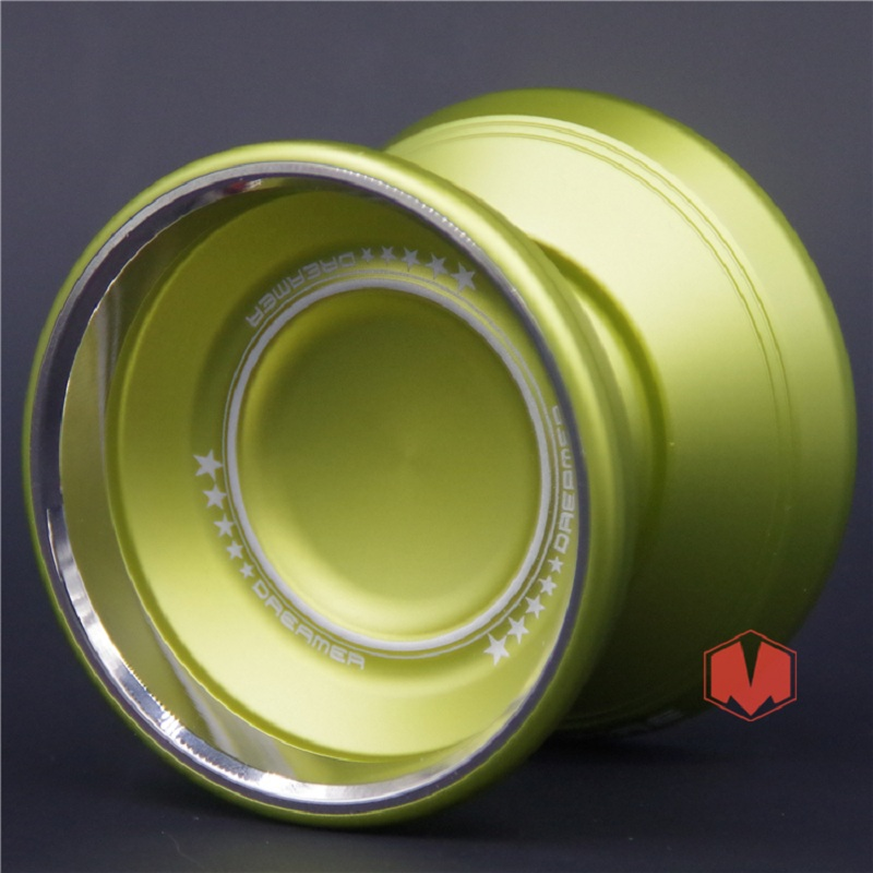 2017 nouvelle arrivée YOYOEMPIRE rêveur YOYO haute performance yo-yo plaque de métal professionnel YOYO concurrence nouvelle technologie Yoyo - 2