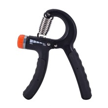 Free shipping! Adjustable Grip Strengthener for Hand Exercise with Strong Plastic( 22 - 88lbs , Pack of 1)