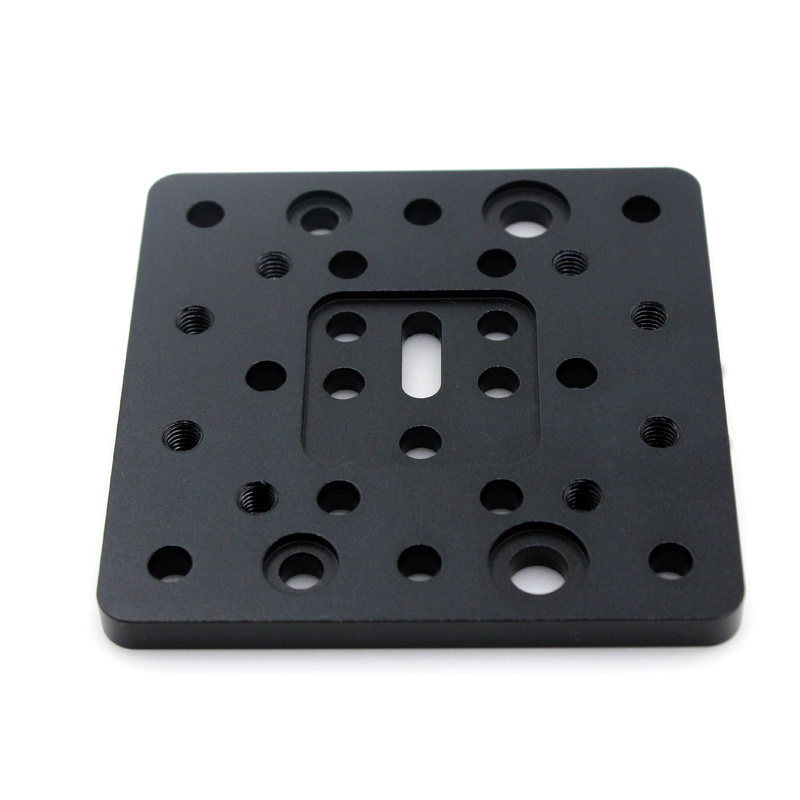 3d printer aluminum alloy openbuilds C-beam gantry plate for C-Beam CNC machine parts accessory 1pcs