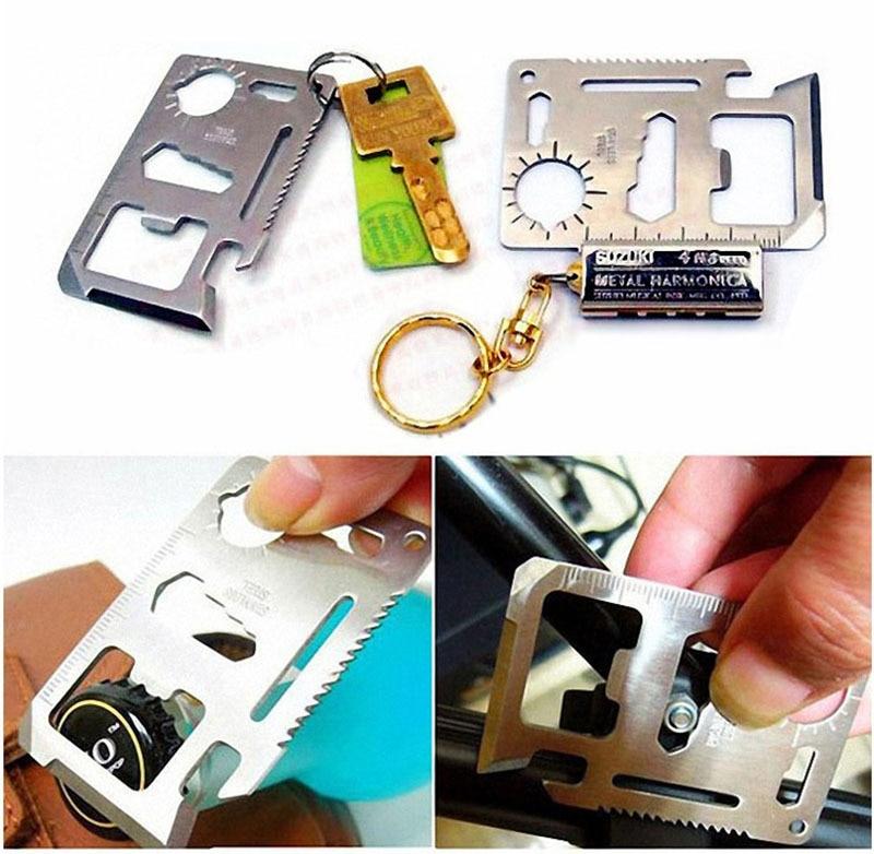 Wholesale 30 piece Credit Card Survival font b Pocket b font font b Knife b font