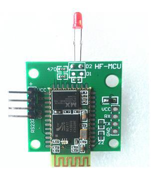 Free Shipping! 1pc Bluetooth serial module HF-06_RS232 electronic scales Bluetooth module