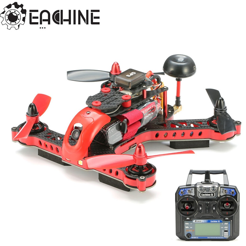 2016 High Quality Eachine EB185 EB 185 FPV Racing Drone with Mini NZ GPS OSD 5.8G 40CH HD Camera RTF Mode RC Quadcopter Drones