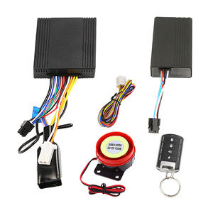 Remote Engine Start Motorcycle Alarm+ Motorcycle GPS Tracker with Android and Iphone APP