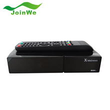 X Solo mini 3 Satellite Receiver 1200MHz Dual DMIPS Processor 4GB Serial Flash 1GB DDR3 DVB-S2 DVB-C/T2 Linux OS X Solo Mini3