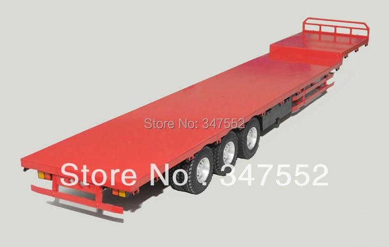 1/14 Scale Full Metal Transporter Trailer 1 14 tamiya semi container trailer