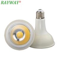 RAYWAY Neue Design Bestes Dimmbare Led-lampe PAR30 12 Watt Led-strahler birne E27 Led COB chip kühles weiß/Warmweiß lampada Led-lampe