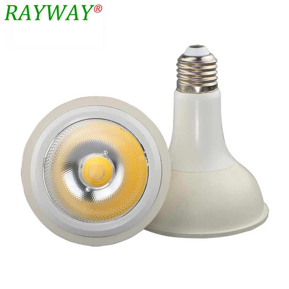 RAYWAY New Design Best Dimmable LED Lamp PAR30 12W Led Spotlight bulb E27 Led COB chip cool white / Warm White lampada LED Bulb автоинструменты new design autocom cdp 2014 2 3in1 led ds150