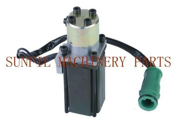 Wholesale  Excavator Pump Solenoid  (E200B) 096-5945,3PCS/LOT.Free shipping spare parts e200b main pump solenoid valve excavator spare parts 096 5945 free shipping