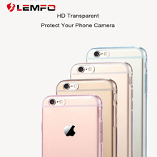 Transparent Silicone Case for iPhone 5 5s SE 6 6S 7 8 Plus Soft Silica Gel TPU Clear Ultra Thin Mobile Phone Cover Cheap